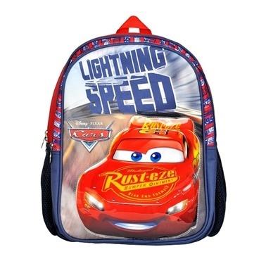 Cars Okul Çantası Renkli